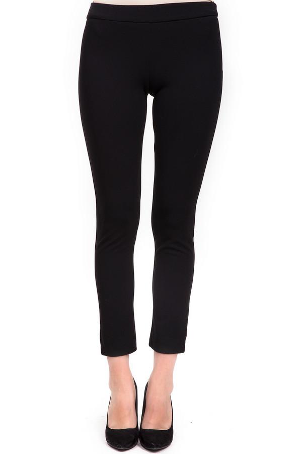 Брюки Sai-KuБрюки<br>Женские брюки-скинни длиной до середины голени от бренда Sai-Ku. Данные брюки средней посадки, черного цвета и застегиваются на боковую молнию. Материал - полиэстер с добавлением эластана.<br><br>Размер RU: 46<br>Пол: Женский<br>Возраст: Взрослый<br>Материал: эластан 5%, полиэстер 95%<br>Цвет: Чёрный