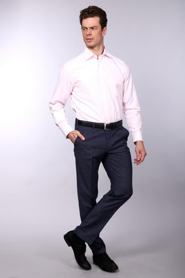 Брюки GardeurБрюки<br>Классические мужские брюки от бренда Gardeur. Это слегка укороченные брюки со стрелками темно-синего цвета, которые застегиваются застежкой-молнией и пуговицей. Брюки дополнены двумя боковыми и парой задних карманов. Материал - смесь шерсти и хлопка.<br><br>Размер RU: 56К<br>Пол: Мужской<br>Возраст: Взрослый<br>Материал: шерсть 55%, хлопок 45%<br>Цвет: Серый