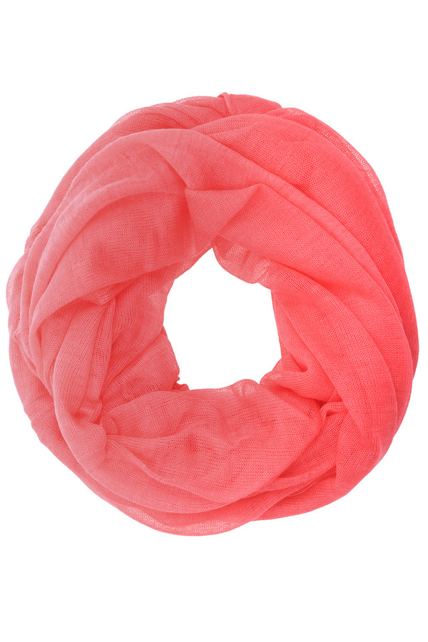 женский шарф codello, красный