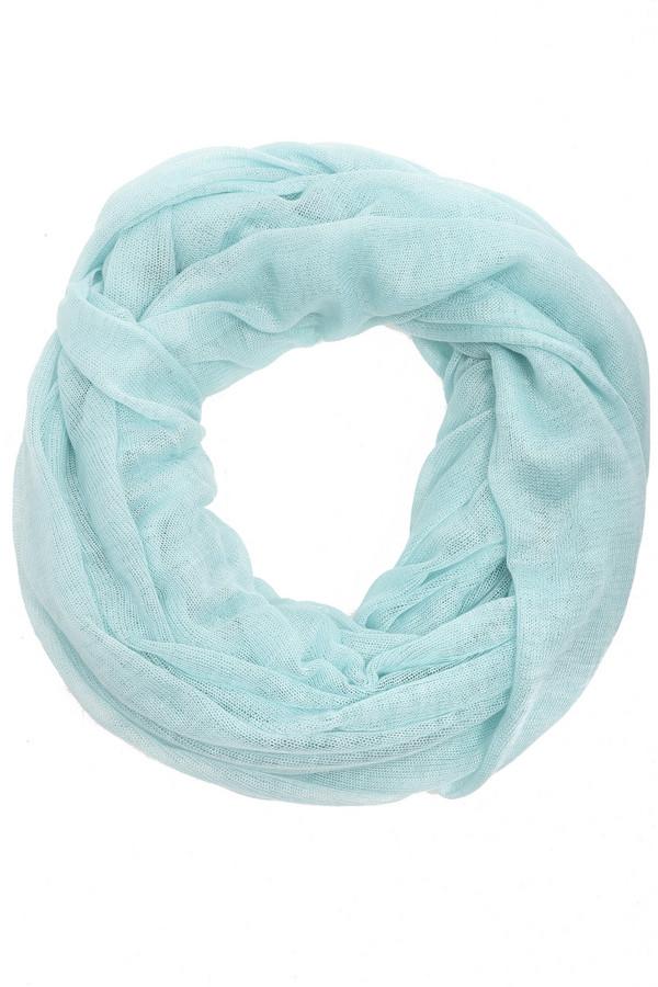 Шарф CodelloШарфы<br>Женский шарф от бренда Codello светлого голубого цвета. Изделие выполнено из полиакрила. Данная модель предназначена для демисезонного периода. Шарф представляет собой летний вариант снуда. Это изделие нежного цвета добавит красок в повседневный образ.<br><br>Размер RU: один размер<br>Пол: Женский<br>Возраст: Взрослый<br>Материал: полиакрил 100%<br>Цвет: Голубой