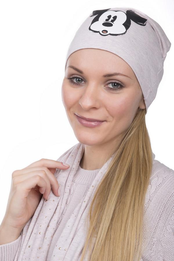 женская шапка codello, разноцветная