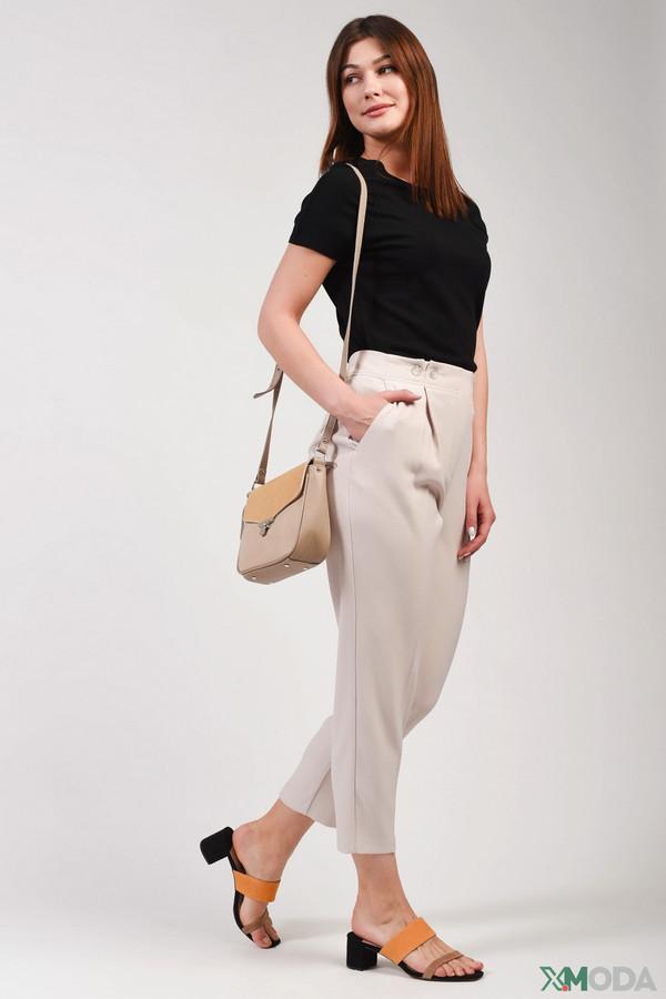женские брюки betty barclay, бежевые