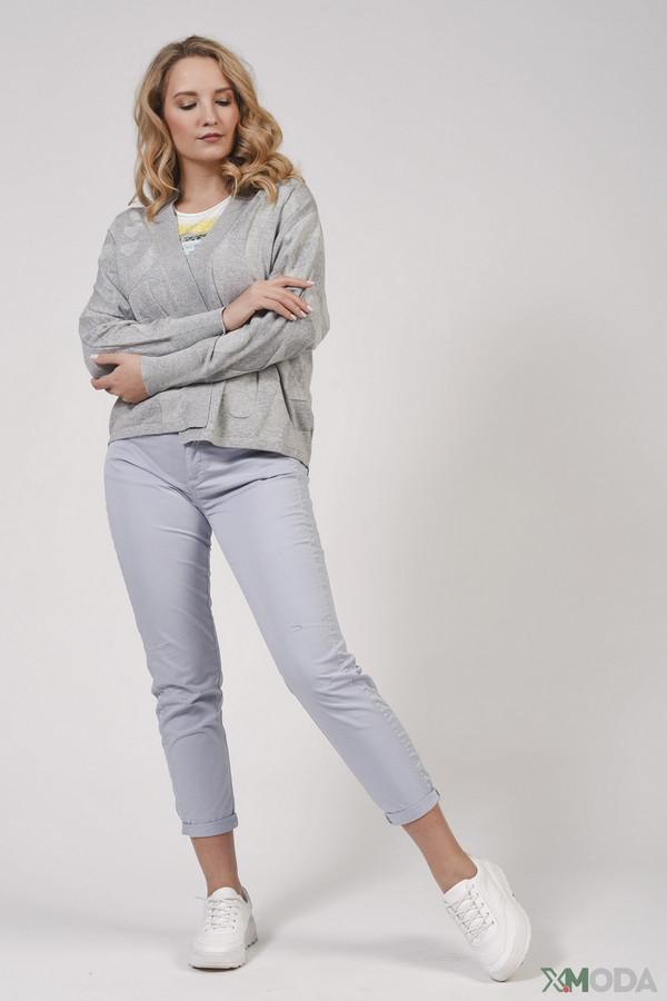 женские брюки oui, сиреневые