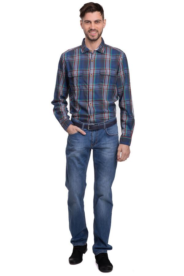 Модные джинсы LocustМодные джинсы<br>Модные мужские джинсы от бренда Locust. Это джинсы классического слегка свободного кроя, представленные в светло-синем оттенке с эффектом потертости. Они дополнены двумя задними карманами, парой передних и пятым карманом. Материал - 100% хлопок.