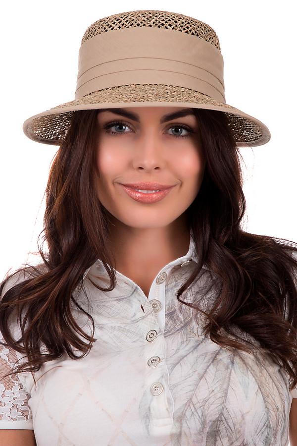 Кепка SeebergerКепки<br>Модная кепка от бренда Seeberger бежевого цвета. Это изделие выполнено из соломы. Такой головной убор предназначен для летнего сезона. Он защитит голову от солнечного удара. При этом кепка будет смотреться красиво и оригинально. Благодаря цвету будет сочетаться с любой вещью из летнего гардероба.<br><br>Размер RU: один размер<br>Пол: Женский<br>Возраст: Взрослый<br>Материал: солома 100%<br>Цвет: Бежевый