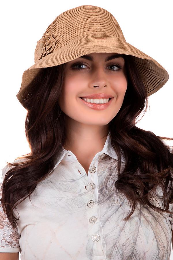 Шляпа SeebergerШляпы<br>Женственная шляпа от бренда Seeberger бежевого цвета. Это изделие было выполнено из бумаги. Головной убор предназначен для летнего сезона. Дополнен цветком сбоку. У шляпы широкие поля. Данная модель будет защищать голову от солнца. При этом будет красивым аксессуаром, что станет ярким акцентом в образе.<br><br>Размер RU: один размер<br>Пол: Женский<br>Возраст: Взрослый<br>Материал: бумага 100%<br>Цвет: Бежевый