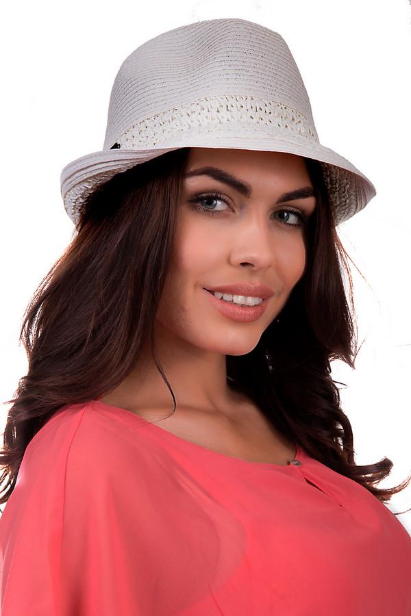 Шляпа SeebergerШляпы<br>Стильная женская шляпа от бренда Seeberger белого цвета. Изделие выполнено из бумаги. Данная модель предназначена для теплой летней погоды. Шляпа широкополая. Дополнена вязанной вставкой. Станет идеальной защитой от солнечных лучей. Шляпа сочетается с разными стилями. Придаст летнему образу утонченности.<br><br>Размер RU: 55-56<br>Пол: Женский<br>Возраст: Взрослый<br>Материал: бумага 100%<br>Цвет: Белый