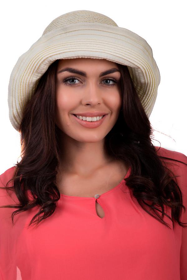Шляпа SeebergerШляпы<br>Элегантная шляпа от бренда Seeberger белого цвета. Это изделие выполнено из бумаги. Эта модель предназначена для летнего сезона. Шляпа широкополая. Дополнена тонкой линией, что завязывается сзади на бантик. Хорошо защищает от солнечных лучей. Шляпа отлично смотрится с одеждой разных стилей. Добавит летнему образу элегантности.<br><br>Размер RU: один размер<br>Пол: Женский<br>Возраст: Взрослый<br>Материал: бумага 100%<br>Цвет: Белый
