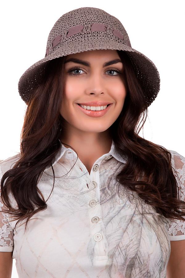 Шляпа SeebergerШляпы<br>Элегантная женская шляпа от бренда Seeberger светлого коричневого цвета. Изделие выполнено из бумаги. Эта модель предназначена для теплой летней погоды. Шляпа широкополая. Дополнена тканевой вставкой, что разделяет основу от полей. Станет идеальной защитой от солнечных лучей. Шляпа сочетается с разными стилями. Придаст летнему образу утонченности.<br><br>Размер RU: один размер<br>Пол: Женский<br>Возраст: Взрослый<br>Материал: бумага 100%<br>Цвет: Коричневый