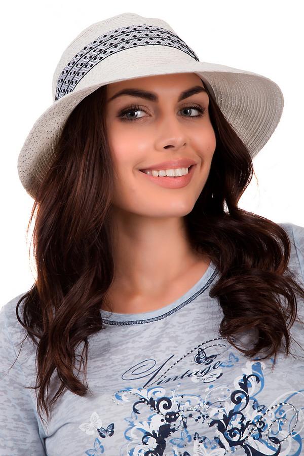 Шляпа SeebergerШляпы<br>Оригинальная женская шляпа от бренда Wegener белого и черного цветов. Данное изделие выполнено из бумаги. Эта модель предназначена для летнего сезона. У шляпы не очень широкие поля. Она дополнена тремя черно-белыми лентами. Оберегает голову от негативного влияния солнечных лучей. Шляпа добавит яркости в летний образ.<br><br>Размер RU: один размер<br>Пол: Женский<br>Возраст: Взрослый<br>Материал: полиэстер 100%<br>Цвет: Чёрный