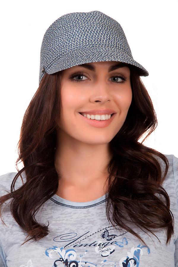 Кепка SeebergerКепки<br>Оригинальная женская кепка от бренда Seeberger синего и белого цветов. Изделие выполнено из бумаги. Эта модель предназначена для летнего сезона. Она дополнена длинным козырьком и маленькой металлической деталью сбоку. Головной убор защитит от получение солнечного удара. Помимо этого кепка будет стильной деталью вашего летнего образа.<br><br>Размер RU: один размер<br>Пол: Женский<br>Возраст: Взрослый<br>Материал: бумага 100%<br>Цвет: Белый