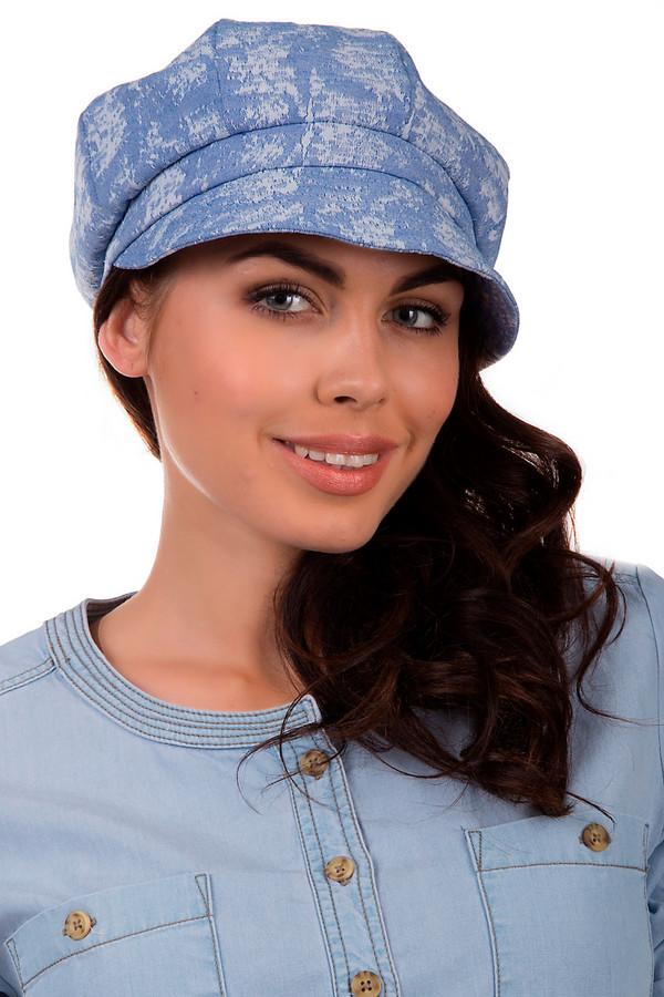 Кепка WegenerКепки<br>Женственная кепка от бренда Wegener синего и голубого цветов. Эта модель сделана из натурального хлопка. Головной убор предназначен для летнего сезона. Дополнен широким козырьком. Основа выполнена в виде берета. Кепка будет защищать от солнечного удара. Помимо этого, будет стильной деталью вашего летнего образа.<br><br>Размер RU: 59<br>Пол: Женский<br>Возраст: Взрослый<br>Материал: хлопок 61%, полиэстер 39%<br>Цвет: Синий