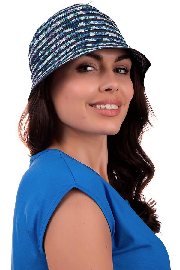 Шляпа WegenerШляпы<br>Удобная шляпа от бренда Wegener белого, голубого, синего и фиолетового цветов. Данное изделие было выполнено из хлопка и бумаги. Эта модель является летней. Представляет собой удобную панаму. Она дополнена яркими и чёрными вставками по всему изделию. Этот головной убор будет служить долго. Надёжно защитит от влияния солнечных лучей.<br><br>Размер RU: один размер<br>Пол: Женский<br>Возраст: Взрослый<br>Материал: хлопок 60%, бумага 40%<br>Цвет: Разноцветный