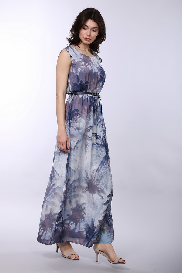 Фото #1: Длинное платье Taifun