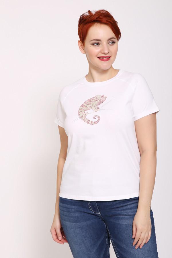женская футболка pezzo