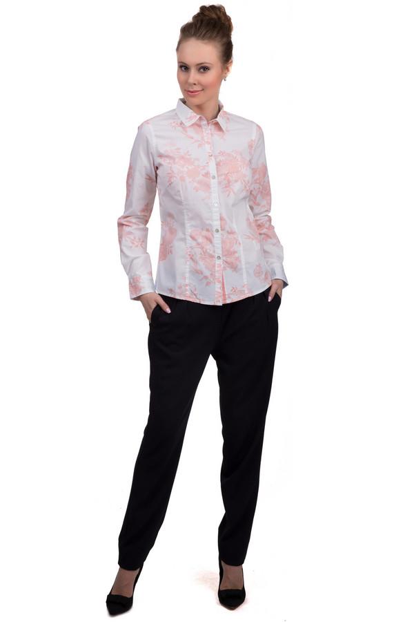 Брюки TaifunБрюки<br>Классические черные брюки для женщин от бренда Taifun, которые сшиты по прямому покрою. Изделие дополнено: шлевки для ремня, двумя боковыми карманами и двумя прорезными карманами сзади. Центральная часть застегивается на молнию и фиксируется на застежку крючок-петля.<br><br>Размер RU: 42<br>Пол: Женский<br>Возраст: Взрослый<br>Материал: эластан 5%, полиэстер 95%<br>Цвет: Чёрный