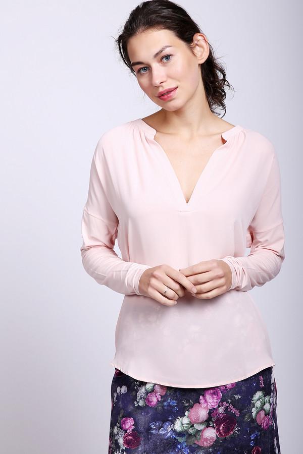 Купить Блузa s.Oliver, Китай, Розовый, полиэстер 100%