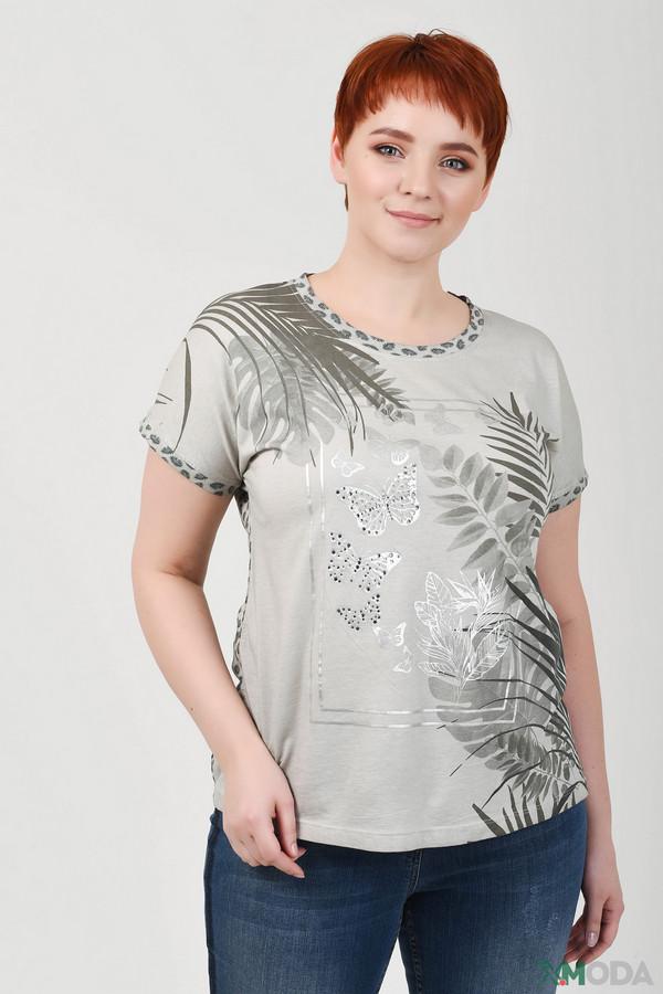 женская футболка thomas rabe