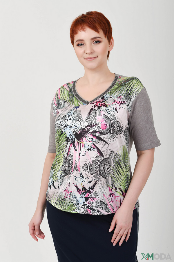 женская футболка rabe collection