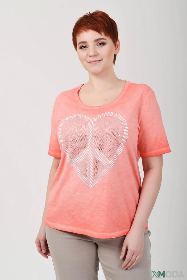 женская футболка via appia