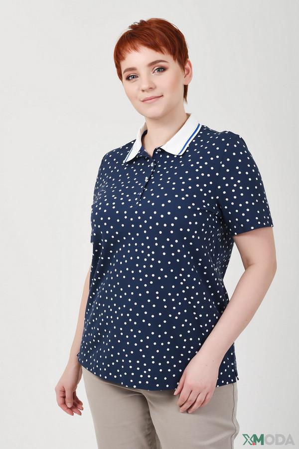 женская футболка samoon by gerry weber
