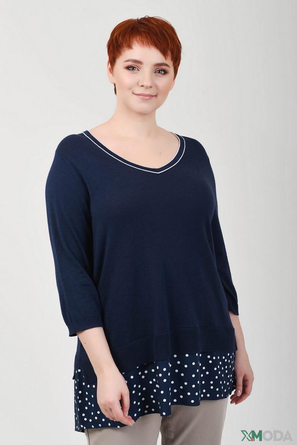 женский пуловер samoon by gerry weber