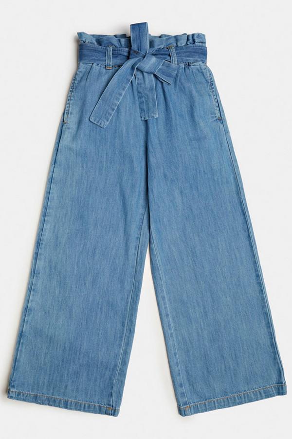 брюки guess для девочки, синие