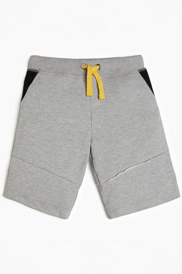 шорты guess для мальчика, серые