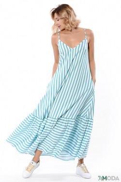Платье Liu-Jo Jeans, цвет разноцветный, размер