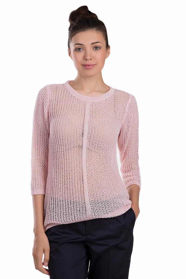 Пуловер Betty BarclayПуловеры<br>Стильный пуловер Betty Barclay розового цвета. Эта модель была сделана из хлопка, полиамида, полиакрила и полиэстера. Данное изделие предназначено для демисезонного периода. Пуловер был выполнен ажурной вязкой. Рукава немного укорочены. У этой модели не глубокий и полукруглый вырез.<br><br>Размер RU: 50<br>Пол: Женский<br>Возраст: Взрослый<br>Материал: хлопок 40%, полиамид 16%, полиакрил 40%, полиэстер 4%<br>Цвет: Розовый
