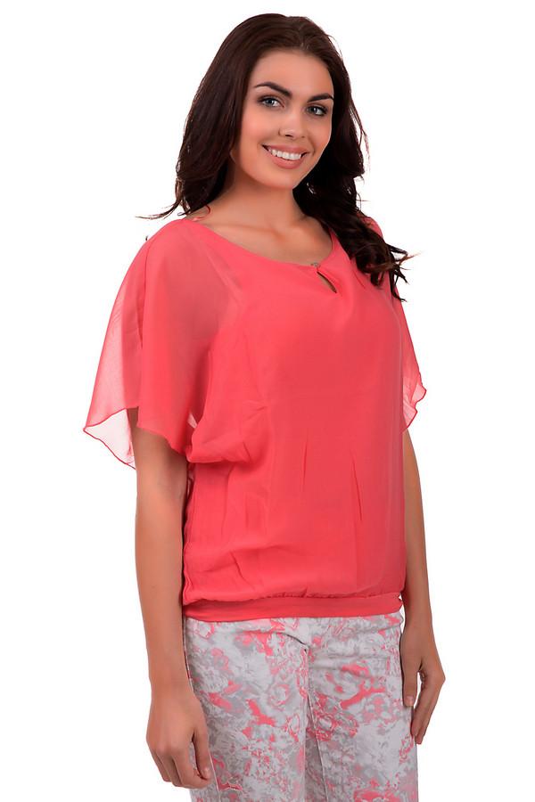 Блузa Tom TailorБлузы<br>Вискозная женская блуза от бренда Tom Tailor – гимн элегантности и хорошему вкусу. Она состоит из двух слоев, один из которых облегает, а другой - окутывает тело достаточно свободно. Цвет модели – коралловый. Изделие дополнено свободными рукавами, что незаменимо в жаркое время года. Воздушный и праздничный фасон придаёт модели особую женственность и изящество.<br><br>Размер RU: 40-42<br>Пол: Женский<br>Возраст: Взрослый<br>Материал: вискоза 100%<br>Цвет: Красный