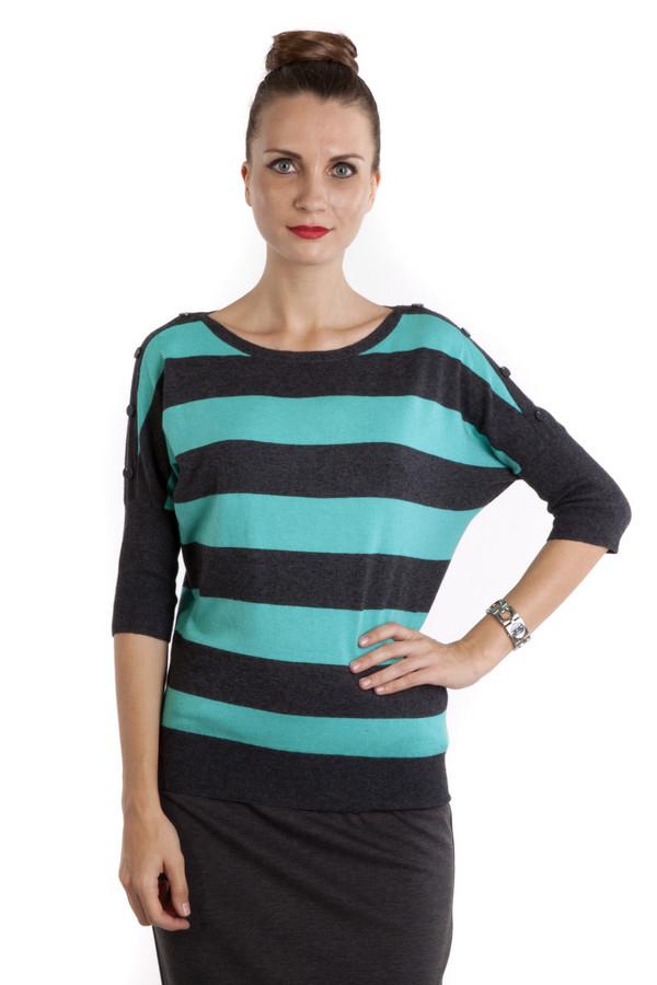 Пуловер с широкими рукавами доставка