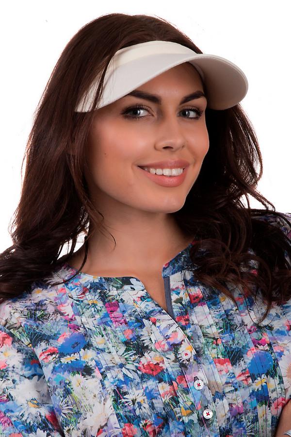Кепка SeebergerКепки<br>Женская кепка от бренда Seeberger белого цвета. Изделие выполнено из натурального хлопка. Данная модель представляет собой широкий козырёк, что держится за счёт специальной конструкции. Предназначена для летнего сезона. Защитит лицо от пагубного влияния солнечных лучей. Кепка смотрится стильно и гармонично с одеждой разных стилей.<br><br>Размер RU: один размер<br>Пол: Женский<br>Возраст: Взрослый<br>Материал: хлопок 100%<br>Цвет: Белый