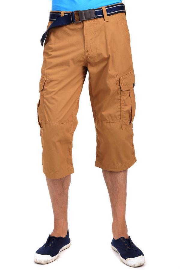 Шорты Tom TailorШорты<br>Стильные спортивные мужские шорты Tom Tailor оранжевого цвета. Это изделие было выполнено из натурального хлопка. Данная модель предназначена для летнего сезона. Дополнены шлевками для ремня, карманами по бокам и снизу. Такие шорты — это отличное стильное решение для повседневного летнего образа.<br><br>Размер RU: 46(L34)<br>Пол: Мужской<br>Возраст: Взрослый<br>Материал: хлопок 100%<br>Цвет: Оранжевый