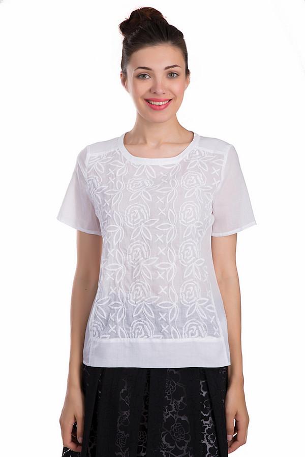 Блузa SE StenauБлузы<br>Красивая и женственная блуза SE Stenau белого цвета. Данное изделие было выполнено из натурального хлопка. Эта модель предназначена для летнего сезона. Она дополнена, вышитыми гладью, цветами. У блузы короткие рукава. Отлично подойдет под разные повседневные образы. Сочетается как с юбками, так и со штанами.<br><br>Размер RU: 46<br>Пол: Женский<br>Возраст: Взрослый<br>Материал: хлопок 100%<br>Цвет: Белый