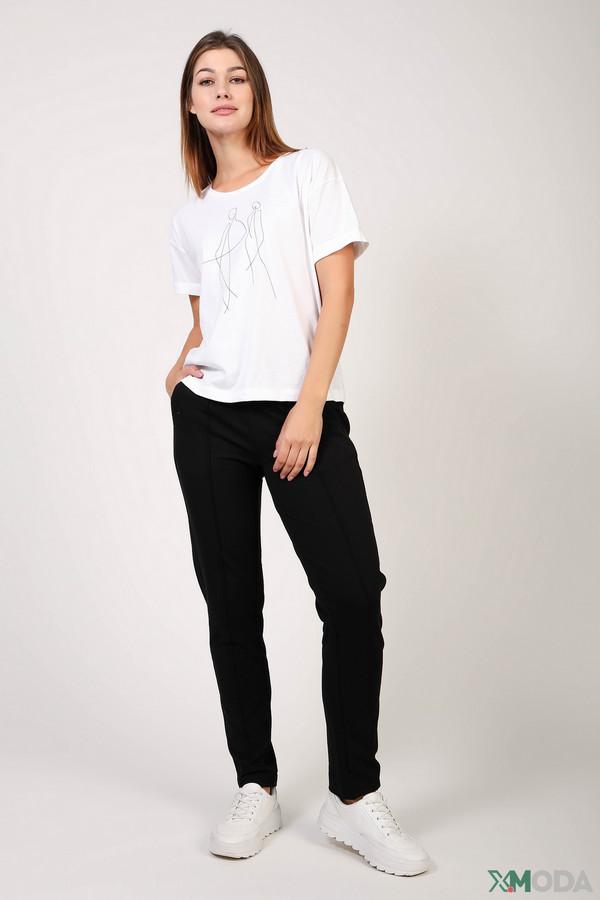 женские брюки margittes, черные