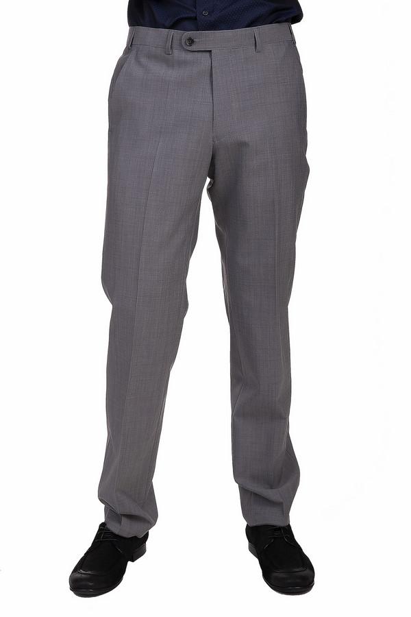 Брюки DigelБрюки<br>Классические серые брюки от бренда Digel прямого кроя. Изделие дополнено: поясом с шлевками для ремня, классическими стрелками, двумя боковыми карманами и двумя прорезными карманами сзади на пуговицах. Центральная часть застегивается на молнию и фиксируется на пуговицу. Брюки выполнены из 100% натуральной шерсти. Прекрасно будут смотреться в сочетании с  рубашками  и  пиджаками .<br><br>Размер RU: 58K<br>Пол: Мужской<br>Возраст: Взрослый<br>Материал: шерсть 100%<br>Цвет: Серый