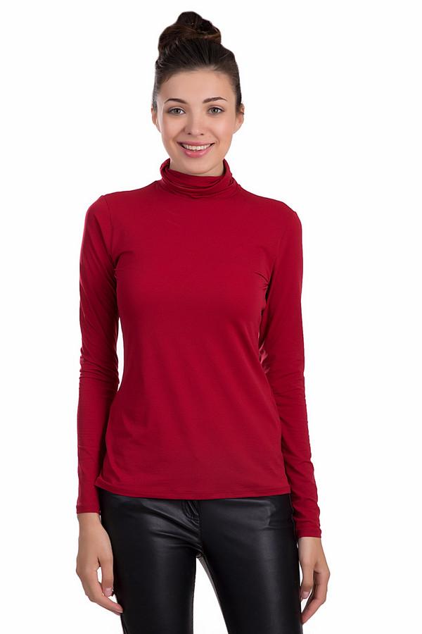 Водолазка CommaВодолазки<br>Женственная водолазка от бренда Comma представлена в насыщенном красном цвете прилегающего кроя. Изделие дополнено воротником-гольф и длинными рукавами. Водолазка выполнена из качественного материала приятного на ощупь и гармонично смотри как с  джинсами , так и с  юбками .<br><br>Размер RU: 48<br>Пол: Женский<br>Возраст: Взрослый<br>Материал: эластан 13%, полиамид 87%<br>Цвет: Красный