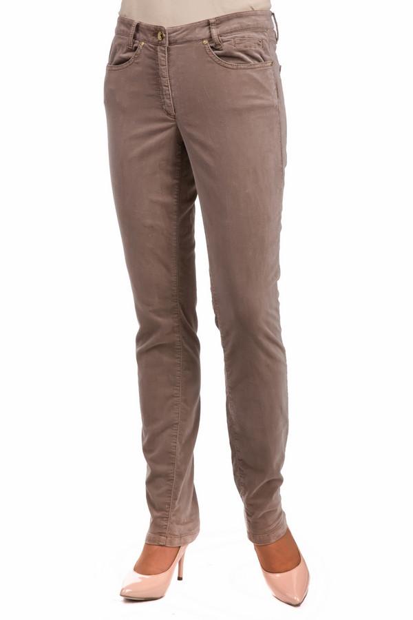 Джинсы Marc AurelДжинсы<br>Модные женские штаны Marc Aurel бежевого цвета. Это изделие было выполнено из эластана и хлопка. Модель можно носить круглый год. Они дополнены шлевками, боковыми и задними карманами, застежкой на молнии и пуговице. Джинсы низкой посадки, облегающие. Сочетаются с одеждой разных цветов и фактур. Прекрасное дополнение повседневного образа.<br><br>Размер RU: 42<br>Пол: Женский<br>Возраст: Взрослый<br>Материал: эластан 1%, хлопок 99%<br>Цвет: Бежевый