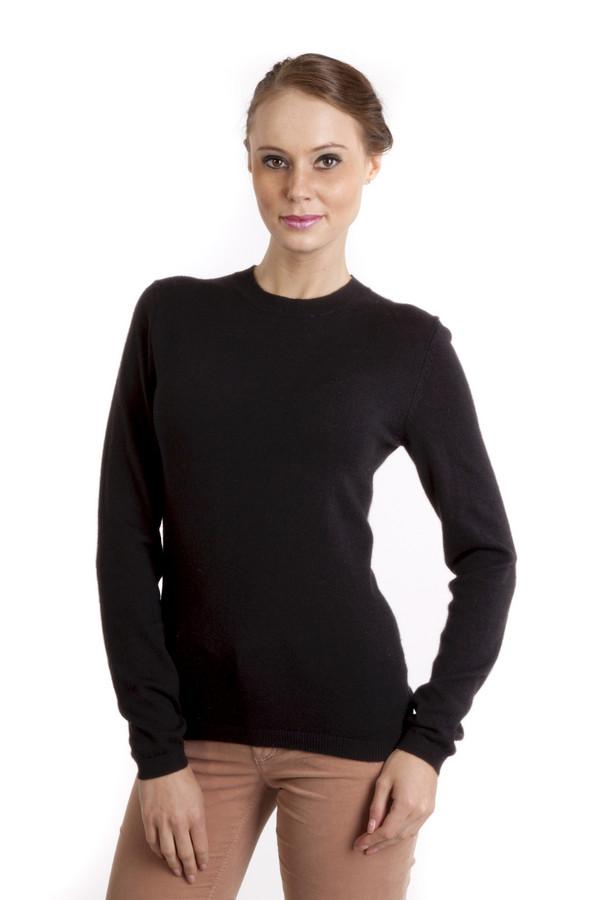 Пуловер PezzoПуловеры<br>Однотонный пуловер Pezzo приталенного кроя выполнен в черном цвете. Изделие дополнено круглым вырезом и длинными рукавами. Ворот, манжеты и нижний кант оформлены трикотажной резинкой. Несомненно займет достойное место в женском гардеробе.<br><br>Размер RU: 50<br>Пол: Женский<br>Возраст: Взрослый<br>Материал: вискоза 33%, хлопок 18%, полиамид 23%, шерсть 18%, кашемир 4%, ангора 4%<br>Цвет: Чёрный