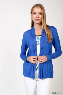 Жакет Eugen Klein, цвет синий, размер 52RU