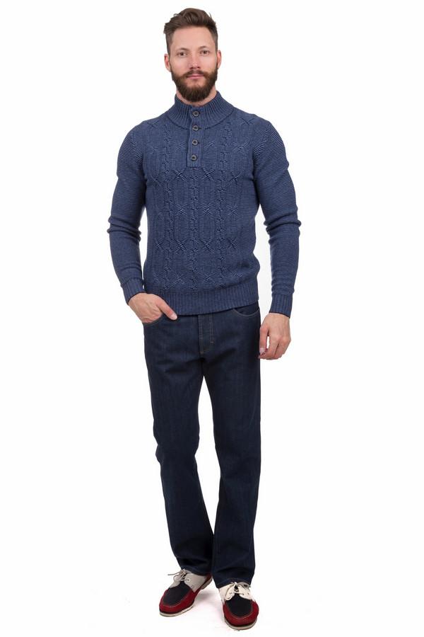 Джинсы GardeurДжинсы<br>Стильные мужские штаны Gardeur темного синего цвета. Это изделие было выполнено из эластана и хлопка. Эту модель можно носить круглый год. Они дополнены застежкой на молнии и пуговице, карманами сбоку и сзади, шлевками для ремня. Такие джинсы хорошо сочетаются с одеждой разных стилей и цветов. Это отличное решение на каждый день.<br><br>Размер RU: 58(L30)<br>Пол: Мужской<br>Возраст: Взрослый<br>Материал: эластан 2%, полиэстер 25%, хлопок 73%<br>Цвет: Синий