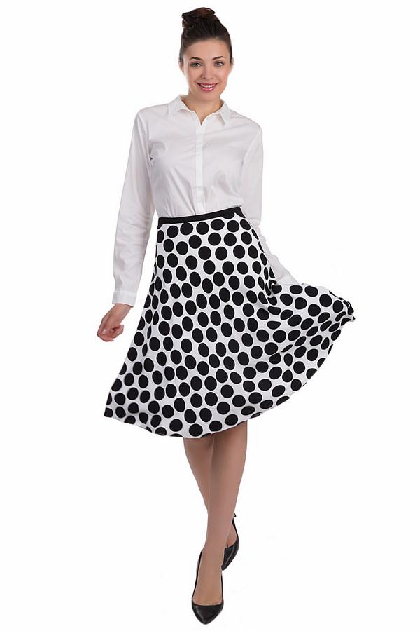 Юбка ApanageЮбки<br>Стильная женская юбка Apanage в черно-белый горошек. Модель была сделана из вискозы. Данное изделие предназначено для летнего сезона. Юбка дополнена белыми большими кругами на черном фоне. Юбка средней длины. Она добавит любому летнему повседневному образу женственности и в то же время игривости.<br><br>Размер RU: 46<br>Пол: Женский<br>Возраст: Взрослый<br>Материал: вискоза 100%<br>Цвет: Чёрный