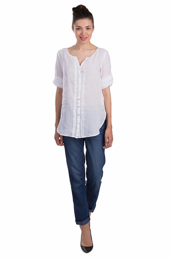 Белые Блузки Для Женщин