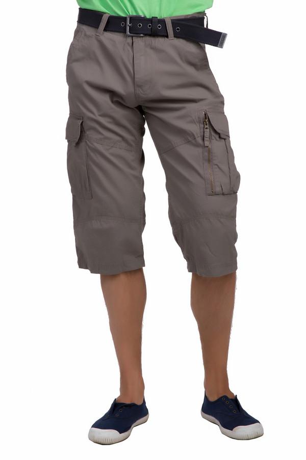 Шорты s.OliverШорты<br>Удобные мужские шорты s.Oliver серого цвета. Они были изготовлены из натурального хлопка. Данная модель является летней. Они дополнены шлевками, застежкой на молнии, боковыми и нижними карманами. Шорты средней длины. Не вызывают дискомфорта. Отлично подходят для поездок или прогулок. Благодаря своему цвету, можно носить с одеждой разных цветов.<br><br>Размер RU: 46-48(L34)<br>Пол: Мужской<br>Возраст: Взрослый<br>Материал: хлопок 100%<br>Цвет: Серый