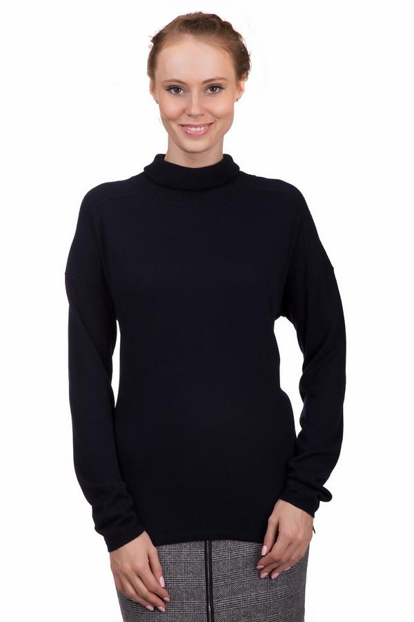 Водолазка TaifunВодолазки<br>Стильный женский пуловер Taifun черного цвета. Это изделие было выполнено из вискозы, шерсти, полиэстера и полиамида. Данная модель предназначена для зимнего периода. Пуловер свободного кроя и с объемными рукавами. Сочетается с одеждой разных цветов и фасонов. Можно сочетать с украшениями на шею.<br><br>Размер RU: 42<br>Пол: Женский<br>Возраст: Взрослый<br>Материал: вискоза 25%, шерсть 25%, полиэстер 20%, полиамид 30%<br>Цвет: Чёрный
