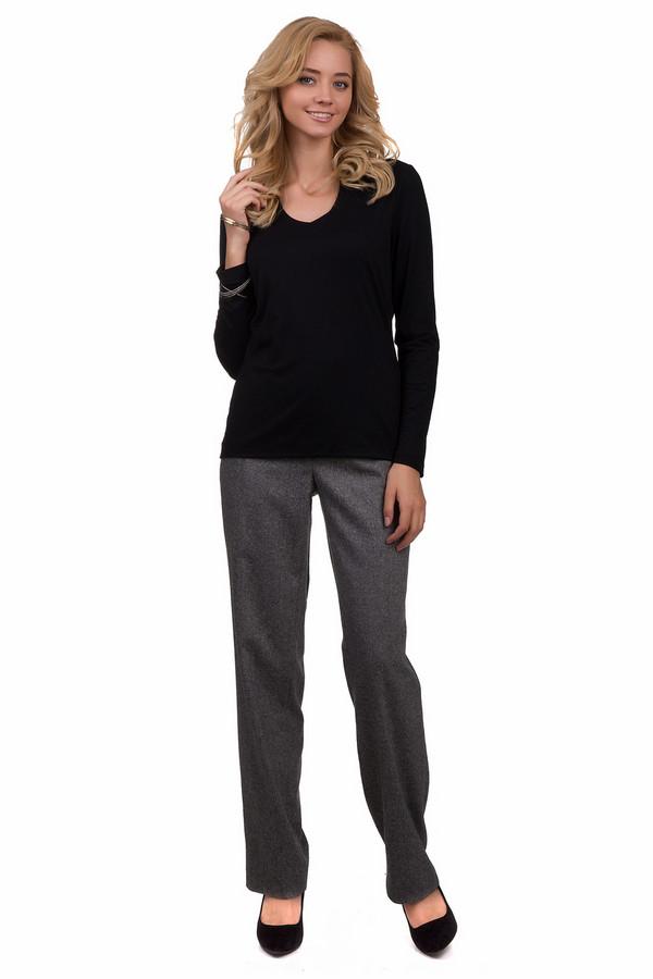 Брюки MicheleБрюки<br>Строгие женские брюки Michele серого цвета. Это изделие было изготовлено из эластана, шелка, полиэстера, вискозы, полиамида и шерсти. Данная модель предназначена для демисезонного периода. Брюки свободного кроя и средней посадки. Дополнены шлевками для ремня и застежкой на молнии. Хорошо подойдут для похода на работу.<br><br>Размер RU: 44<br>Пол: Женский<br>Возраст: Взрослый<br>Материал: эластан 1%, шелк 10%, полиэстер 23%, вискоза 7%, полиамид 13%, шерсть 46%<br>Цвет: Серый