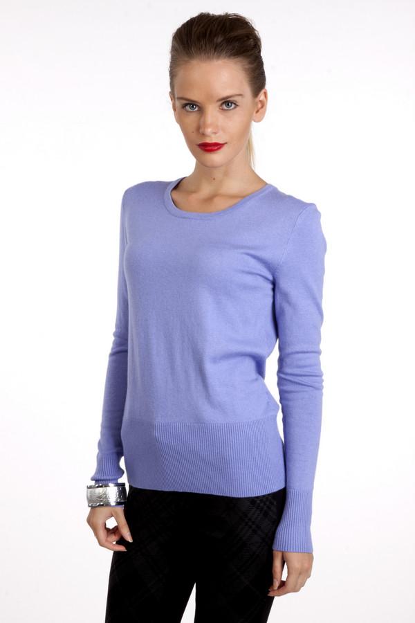 Пуловер PezzoПуловеры<br>Невероятно женственный пуловер Pezzo сиреневого цвета приталенного кроя. Изделие дополнено круглым вырезом и застежкой в виде пуговиц на спинке. Ворот, манжеты и нижний кант оформлены трикотажной резинкой.<br><br>Размер RU: 52<br>Пол: Женский<br>Возраст: Взрослый<br>Материал: вискоза 46%, шерсть 19%, нейлон 35%<br>Цвет: Сиреневый