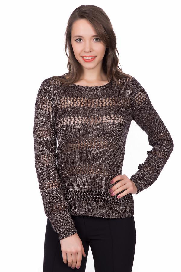 Пуловер Gerry WeberПуловеры<br><br><br>Размер RU: 46<br>Пол: Женский<br>Возраст: Взрослый<br>Материал: полиамид 45%, полиакрил 55%<br>Цвет: Золотистый