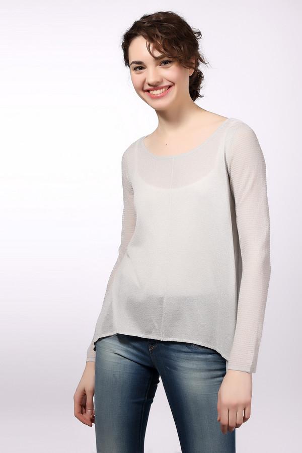 Пуловер Tom TailorПуловеры<br>Модный женский пуловер от бренда Tom Tailor серого цвета. Эта модель была выполнена из полиамида, полиэстера и вискозы. Данное изделие предназначено для демисезонного периода. Дополнено на рукавах полупрозрачными вставками. Пуловер свободного кроя. Рукава длинные. По бокам удлиненный. Прекрасно сочетается с одеждой разных расцветок.<br><br>Размер RU: 42-44<br>Пол: Женский<br>Возраст: Взрослый<br>Материал: полиамид 17%, полиэстер 14%, вискоза 69%<br>Цвет: Серый